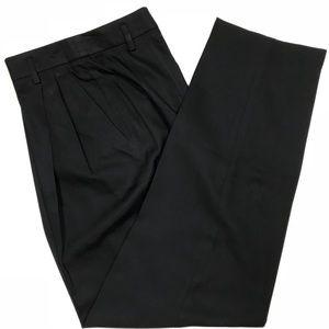 Ellen Tracy Womens Pleated Dress Pants Sz 2 B403